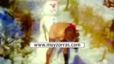 Le froid arrive et avec des bonhommes de neige