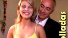 El inglés Jim Slip se folla a la rubia Yasmine Gold