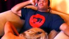 El hombre grandote se folla a una pornostar llamda TJ Hart