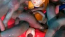 Eva Asuka - Porno animado 3D