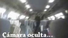 Blagues sur robinet à l\'intérieur d\'un avion