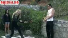 Duelo de artes marciales ¡ Puro estilo shaolin !