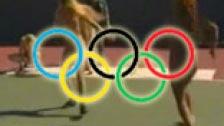 Discipline New Olympic : Race avec des godes de la chatte