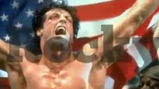 Alors Rocky Balboa formé avant sa boxe