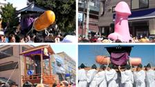 Au Japon est célébrée chaque année le festival de bites