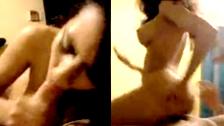 El polémico vídeo porno de una maestra follando con su alumno