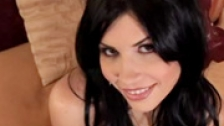 Follando con Rebeca Linares hasta correrse dentro