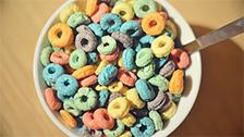 El desayuno de los campeones servido en un recipiente insospechado