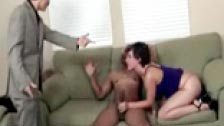 Katie St Ives being unfaithful to her husband live and direct