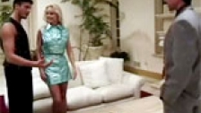 Silvia Saint follando delante de Peter North con Hakan Serbes