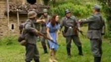 Cynthia Lavigne violentata da un gruppo di soldati tedeschi nazisti