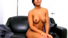 Casting porno une belle Latina qui a besoin pasta