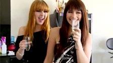 Follando en primera persona a las guapas Marie McCray y Ashlyn Rae