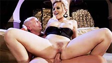 Alexis Texas fucking with Lex Luthor\'s double, the villain of Superman