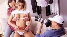 Suzie Carina fodendo fotógrafo e maquiador