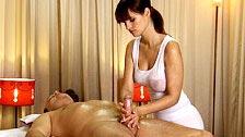 Rita Argiles acaba el masaje con final feliz después de ser follada