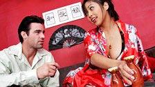 Geisha Mika Tan è il lusso più selezionate bordello