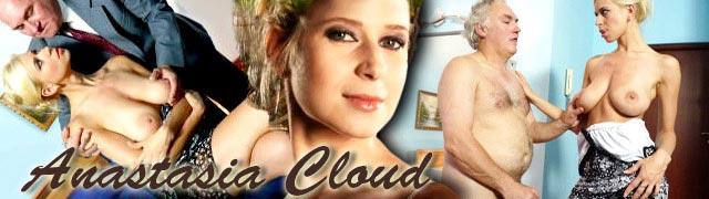 Prostitutas Anastasia nuvem carregando sua prole com ela