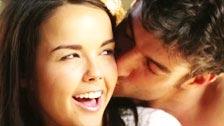 Polvo perfecto con Dillon Harper y su novio en una escena romántica