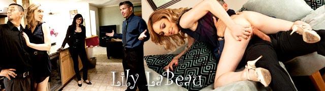 La rencontre torride entre Lily LaBeau et Mick Blue