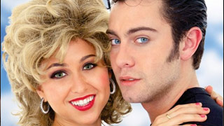 Orgia nel musical Grease garage porno parodia