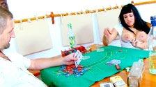 Samantha Różowy nie chce nadal grać w pokera z Terry Reid
