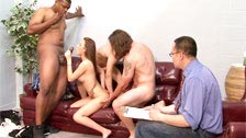 Pressley Carter participates in a gangbang at the recommendation of her psychiatrist