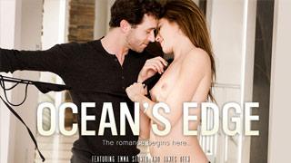 Przetarg, zmysłowy i romantyczny seks z James Deen i Emma Stoned