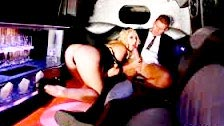 Shay Hendrix fucked by the chauffeur inside her luxury limo