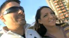 Toni Ribas pokazuje Sabrina Słodki Barcelona, kurwa na zewnątrz