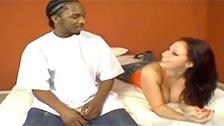Interracial intensivo con la tetona viciosa Gianna Michaels