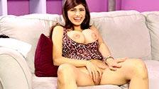 La libanese Mia Khalifa si masturba durante un\'intervista