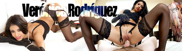 Veronica Rodriguez cums of pleasure while working as a high-end escort
