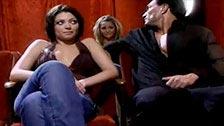Monique Alexander e Terri Summers trepando com o mesmo homem