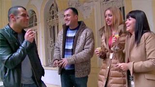 Scambio di moglie con le belle Melanie Gold e Ava Dalush