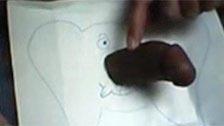 La blague marrante de l\'éléphant sur Chatroulette