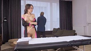 Piękna Sandra Luberc w intensywnym seksie analnym
