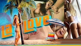 Versione porno del video musicale di L.A. LOVE