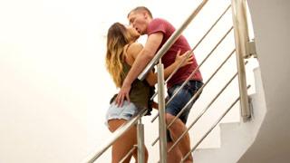 Cena de sexo romântico com a maravilhosa Vanessa Decker