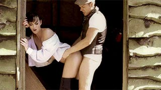 An aristocrat named Franki cheating on her husband inside the stable