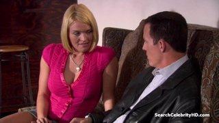 Krissy Lynn uprawia seks szantażowana przez swojego kochanka