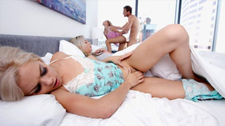 Elsa Jean and Hollie Mack banged by their stepdad during nap time