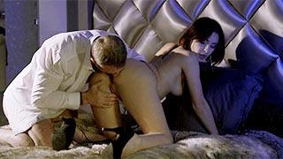 Sexo anal com a linda prostituta de luxo Ines Lenvin