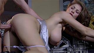 Sexo gostoso com a linda e peituda Roberta Gemma