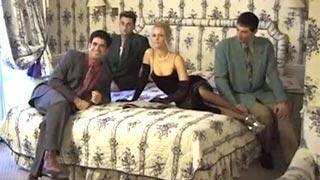 Bastidores de filme pornô com Nikky Andersson
