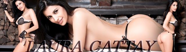 Laura Cattay l\'argentine qui pose nue